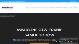 Awaryjne otwieranie samochodów Poznań