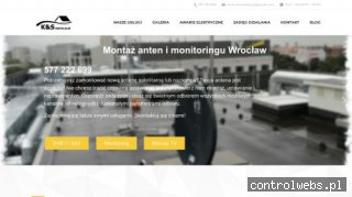 Profesjonalny montaż anteny Wrocław INTELI.com.pl