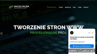 Tworzenie stron internetowych Kraków