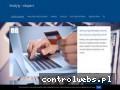 Screenshot strony www.kredyty-ekspert.pl