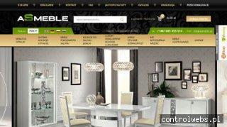 Meble włoskiesklep internetowy - As Meble
