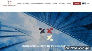 Masteryofmanagement.pl - Czasowy manager