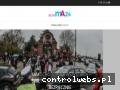 Screenshot strony blog.mauto24.pl