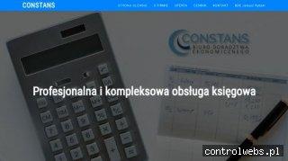 BDEConstans.pl - Księgowość