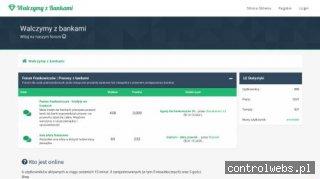 Kredyt we frankach forum - walczymyzbankami.pl