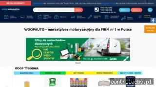 WOOP Automotive - części samochodowe, akumulatory