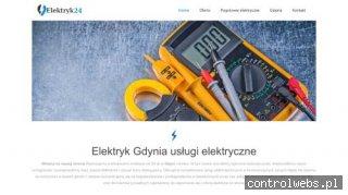 Pogotowie elektryczne elektryk Gdynia