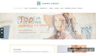 Zabiegi thalgo Kraków - www.farmaurody.com.pl