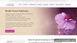 Salon fryzjerski Inspiracja - Fryzjer Włocławek