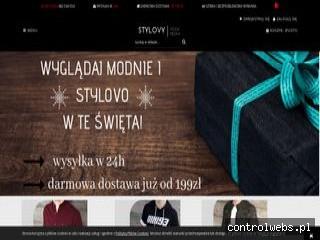 Moda męska sklep online Stylovy.pl