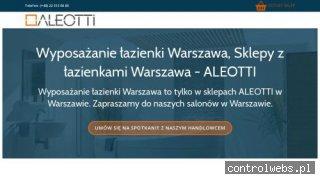 Wyposażenie łazienki Warszawa, Sklep z łazienkami Warszawa