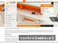 Screenshot strony gobi.net.pl