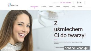 www.ortodontapszczyna.pl