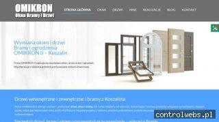 www.omikronkoszalin.pl