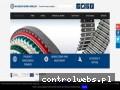 Screenshot strony www.whm.pl