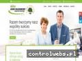 Screenshot strony www.biuro-kuhn.pl