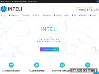 Inteligentne Systemy Zarządzania Budynkiem | inteli.com.pl