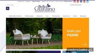 Bello Giardino - ekskluzywne meble ogrodowe