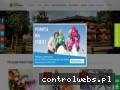 Screenshot strony uzdrowisko-konstancin.pl