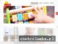 Screenshot strony www.producentzabawek.com.pl