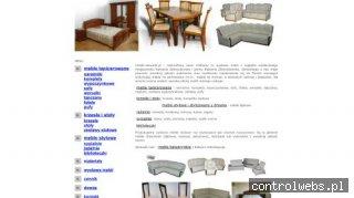meble Kalwaria Zebrzydowska - meble wypoczynkowe, krzesła