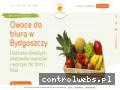 Screenshot strony www.fruittogo.pl