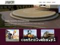 Screenshot strony www.jawor-bloch.pl