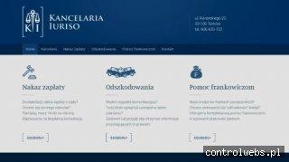 Kancelaria Iuriso - windykacja i odszkodowania w Tarnowie