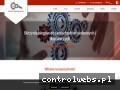 Screenshot strony www.cns-skrzyniebiegow.pl