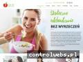 Screenshot strony www.eatfit-dietetyk.pl
