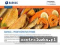 www.barkas.pl hurtownia rybna