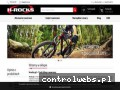 Screenshot strony hrocks.pl