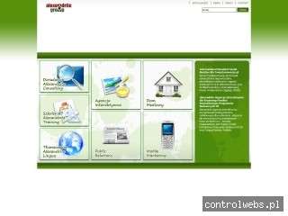 Alexandrite Group - synergia działań i rozwiązań.