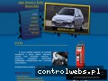 Screenshot strony autonaprawalegionowo.pl
