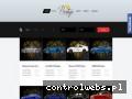 Screenshot strony www.prestigecarclub.pl