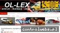 Screenshot strony www.ollex.pl