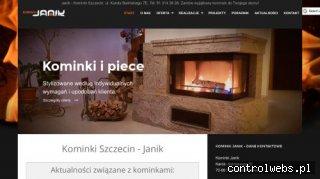 Szczecińskie kominki - Janik
