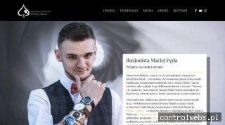 Maciej Pęda – Iluzjonista Warszawa