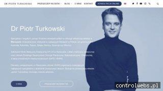 dr Piotr Turkowski - przeszczep włosów warszawa