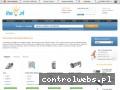 Screenshot strony www.hurtownia.win.pl