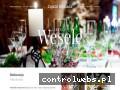 Screenshot strony zajazd-biesiada.pl