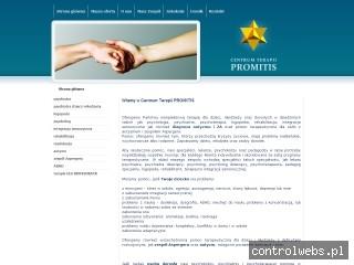 Centrum Terapii Promitis - psychiatra Warszawa