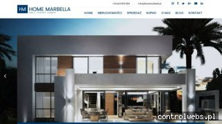 Nieruchomości Hiszpania Home Marbella