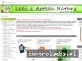 Internetowy sklep zielarsko - medyczny