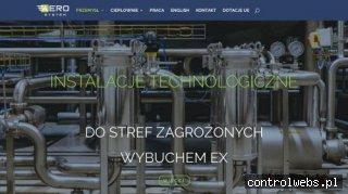 Aero System Sp. z o.o. Instalacje Technologiczne