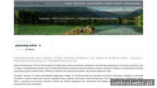 Prywatny Gabinet Psycholog Psychoterapeuta Białystok