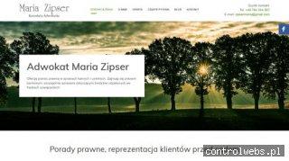 www.adwokatzipser.pl adwokat Elbląg