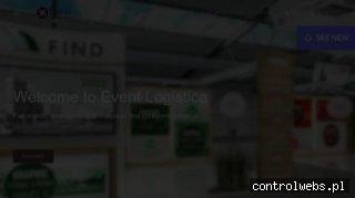 Stoiska targowe, wyspy handlowe - EVENT LOGISTICA