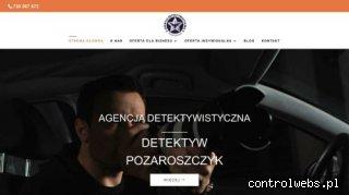 Agencja detektywistyczna Warszawa | Detektyw Pozaroszczyk