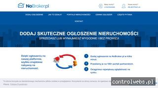 Platforma NoBroker.pl